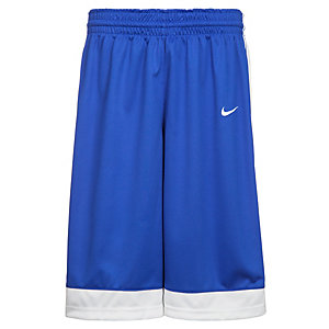 Nike National Varsity Stock Basketball-Shorts Herren blau / weiß