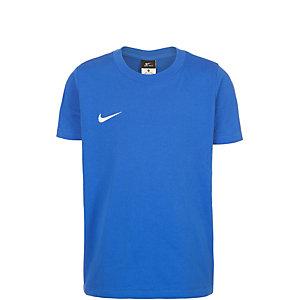 Nike Team Club Blend Fanshirt Kinder blau / weiß