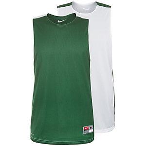 Nike League Reversible Practice Basketball Trikot Herren grün / weiß