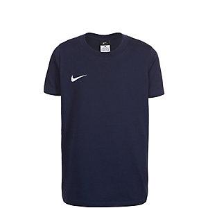 Nike Team Club Blend Fanshirt Kinder dunkelblau / weiß