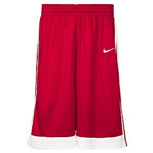 Nike National Varsity Stock Basketball-Shorts Herren rot / weiß