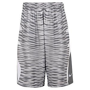 Nike KD Klutch Elite Basketball-Shorts Herren grau / weiß