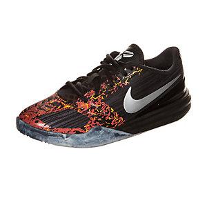 Nike Kobe Mentality Basketballschuhe Kinder schwarz / silber