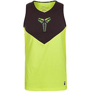 Nike Kobe Emerge Hyper Elite Basketball Trikot Herren lime / schwarz