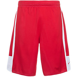 Nike Stock League Reversible Basketball-Shorts Herren rot / weiß