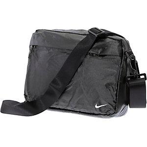 Nike Umhängetasche Damen schwarz/weiß