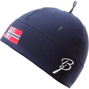 Björn Daehlie Hat Polyknit Beanie blau