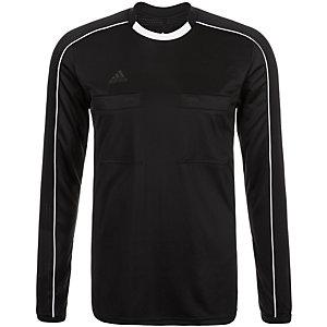 adidas Referee 16 Schiedsrichter Trikot Herren schwarz / weiß