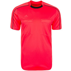 adidas Referee 16 Schiedsrichter Trikot Herren rot / schwarz