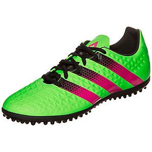 adidas ACE 16.3 Fußballschuhe Herren grün / pink