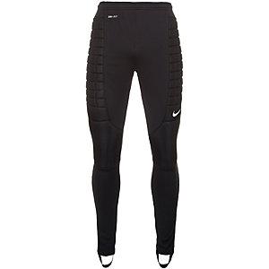 Nike Padded Goalie Torwarthose Herren schwarz / weiß