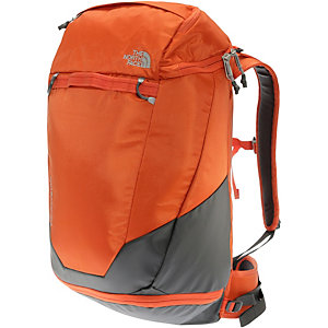The North Face Cragaconda Kletterrucksack schwarz