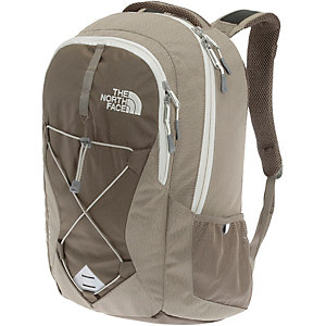 The North Face Jester Daypack Damen braun/weiß