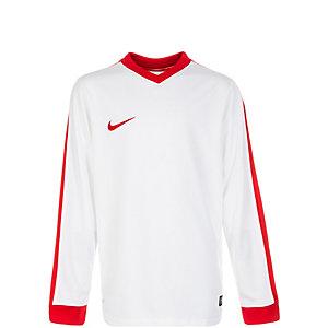 Nike Striker IV Fußballtrikot Kinder weiß / rot