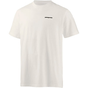 Patagonia P-6 T-Shirt Herren weiß