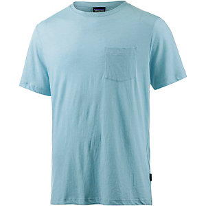 Patagonia Daily Tri-Blend T-Shirt Herren hellblau