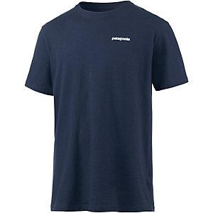Patagonia P-6 T-Shirt Herren marine