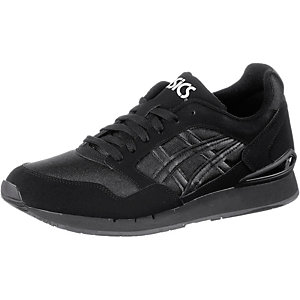 ASICS Gel Atlanis Sneaker schwarz