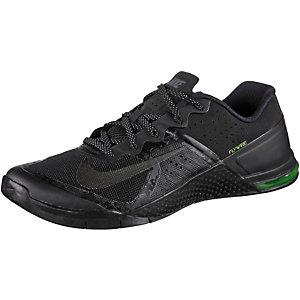 Nike Metcon 2 Fitnessschuhe Herren schwarz