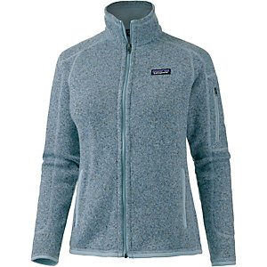 Patagonia Better Sweater Strickfleece Damen hellblau