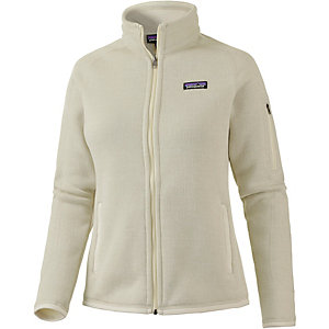 Patagonia Better Sweater Strickfleece Damen beige