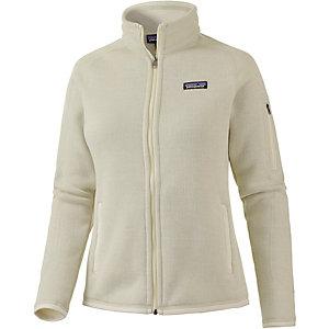 Patagonia Better Sweater Strickfleece Damen beige