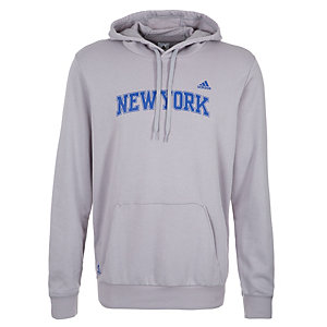 adidas Price New York Knicks Hoodie Herren grau / blau