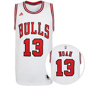 adidas Chicago Bulls Noah Swingman Basketball Trikot Herren weiß / rot