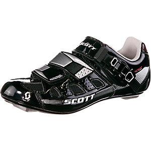 SCOTT Pro Road Fahrradschuhe Damen schwarz weiß