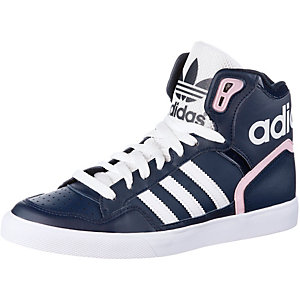 adidas Extaball Sneaker Damen navy