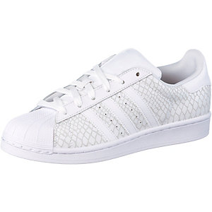 superstars adidas damen weiß
