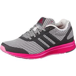 adidas Mana Bounce Laufschuhe Damen grau/pink