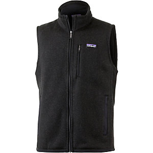 Patagonia Better Sweater Strickweste Herren schwarz
