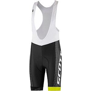 SCOTT RC Pro Tec Biketights Herren schwarz gelb