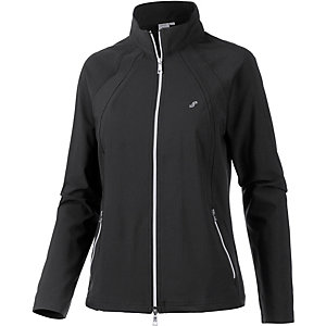 Joy Julia Trainingsjacke Damen schwarz