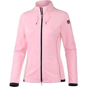 Joy Pepita Sweatjacke Damen rosa