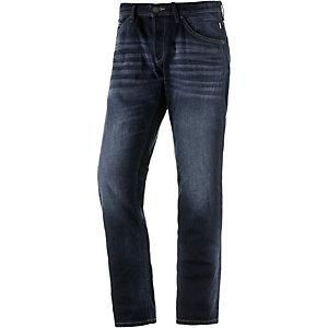 TOM TAILOR Atwood Straight Fit Jeans Herren dark denim