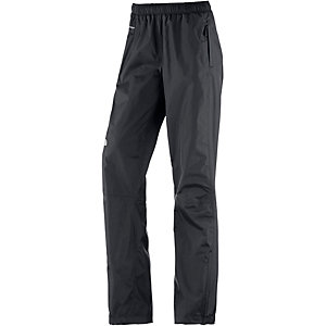 The North Face Resolve Regenhose Damen schwarz