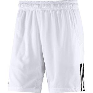 adidas Club Funktionsshorts Herren weiß/schwarz