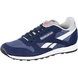 Reebok CLASSIC SPORT CLEAN Sneaker Herren Blau