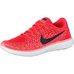 Nike Free RN Distance Laufschuhe Damen orange