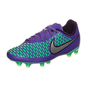 Nike Magista Onda Fußballschuhe Kinder lila / lime / silber