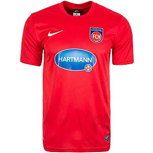 Nike 1. FC Heidenheim 15/16 Auswärts Fußballtrikot Herren rot