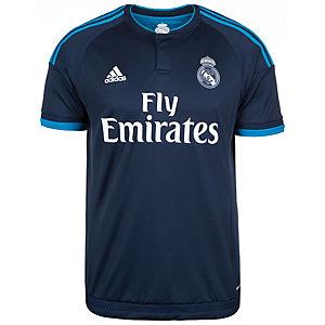 adidas Real Madrid 15/16 3rd Fußballtrikot Herren dunkelblau / hellblau