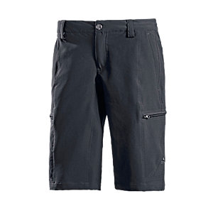 OCK Softshellshorts Damen anthrazit