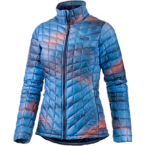 The North Face Thermoball Kunstfaserjacke Damen blau