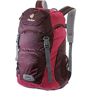Deuter Junior Daypack Kinder aubergine/pink