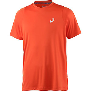 ASICS Tennisshirt Herren orange