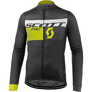 SCOTT RC Pro Fahrradtrikot Herren schwarz gelb