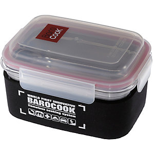 BaroCook Rectangular Campingkocher schwarz